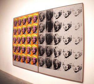 Andy Warhol - Dittico di Marilyn - Opere Famose