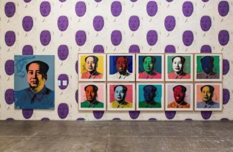 Serigrafie Mao Tse Tung - Andy Warhol